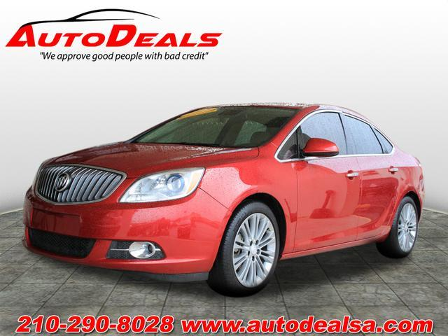 2013 buick verano leather group 4dr sedan in san antonio tx autodeals. Black Bedroom Furniture Sets. Home Design Ideas