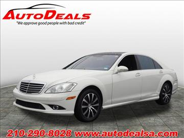 Used mercedes benz s class for sale in san antonio tx for Used mercedes benz in san antonio