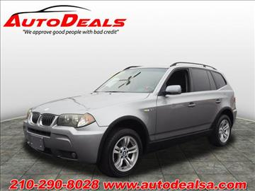 Bmw X3 For Sale In San Antonio Tx