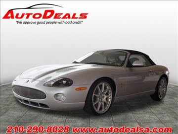 2005 jaguar xkr for sale in san antonio tx