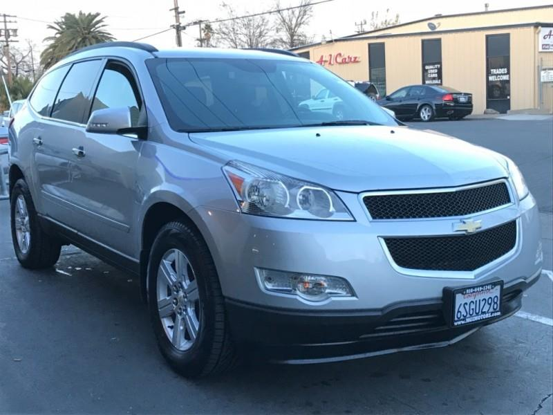 used 2012 chevrolet traverse for sale in california. Black Bedroom Furniture Sets. Home Design Ideas