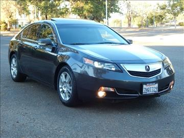 2012 Acura TL for sale in Sacramento, CA