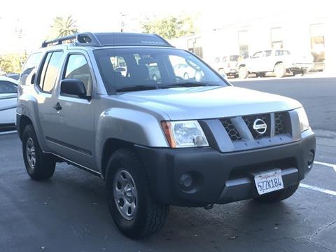 2007 Nissan Xterra for sale in Sacramento, CA