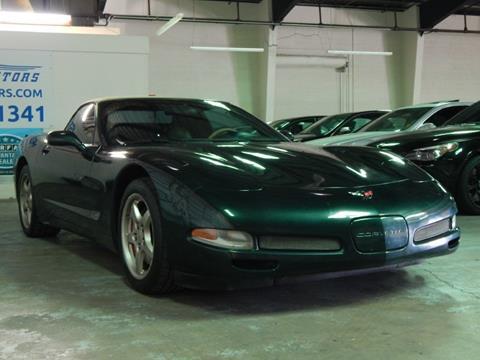 2000 Chevrolet Corvette for sale in Sacramento, CA
