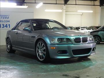 2004 BMW M3 for sale in Sacramento, CA
