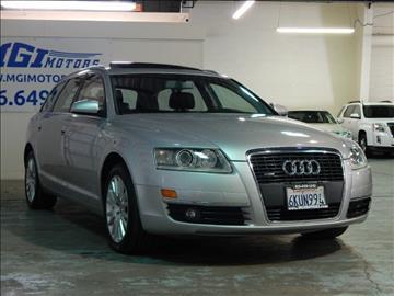 2006 Audi A6 for sale in Sacramento, CA