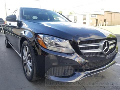 2017 Mercedes-Benz C-Class for sale in Sacramento, CA