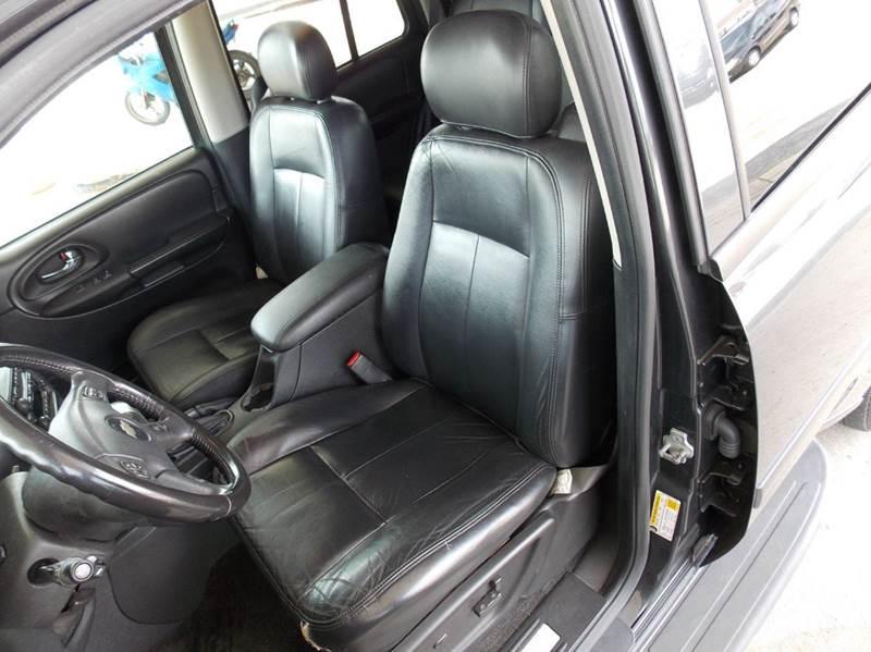 2007 Chevrolet TrailBlazer LT 4dr SUV 4WD - New Castle PA