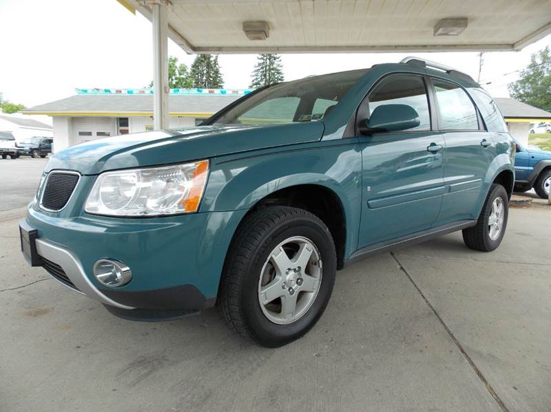 2008 Pontiac Torrent Base AWD 4dr SUV - New Castle PA