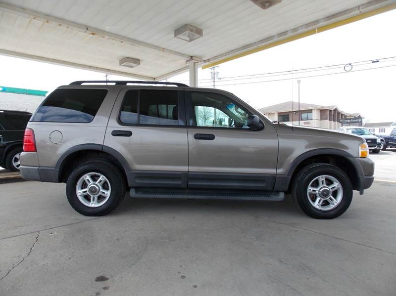 2003 Ford Explorer XLT 4dr 4WD SUV - New Castle PA