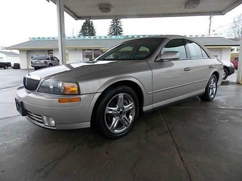 2001 Lincoln LS