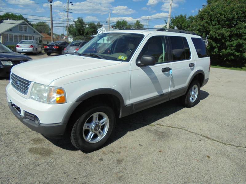 2003 Ford Explorer 4dr XLT 4WD SUV - Uniontown PA
