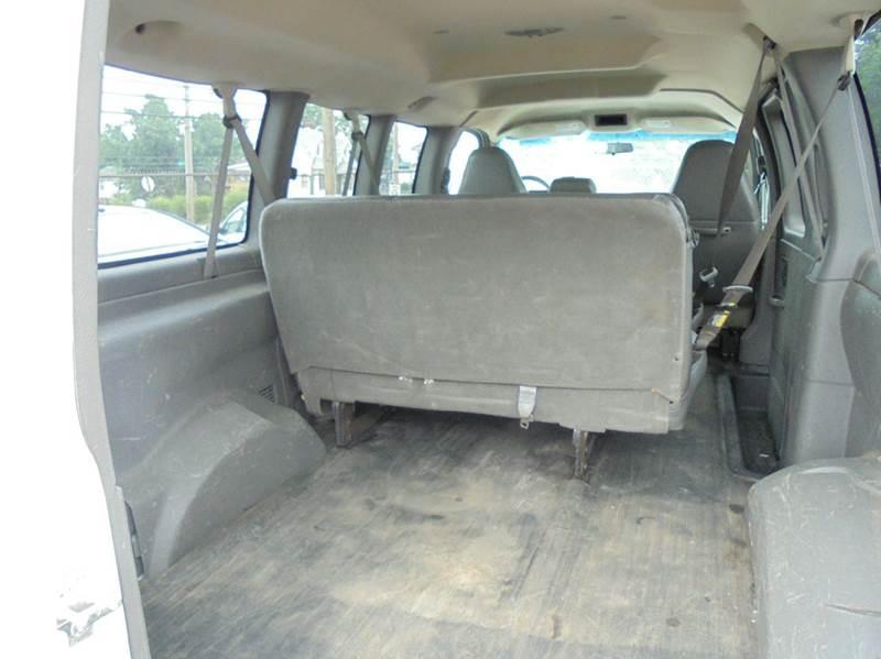2006 Chevrolet Express Passenger AWD LS 1500 3dr Passenger Van - Uniontown PA