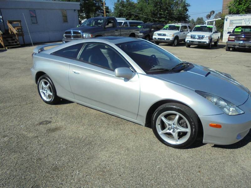 2000 Toyota Celica GT-S 2dr Hatchback - Uniontown PA