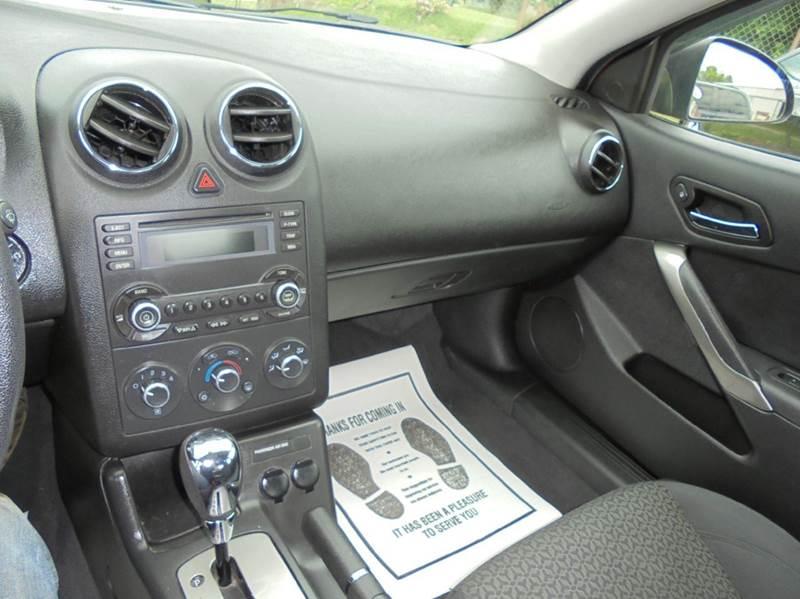 2007 Pontiac G6 Value Leader 4dr Sedan w/1SV - Uniontown PA