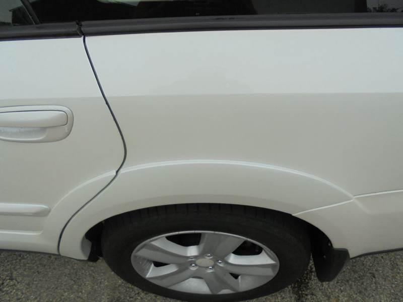 2006 Subaru Outback AWD 2.5 XT Ltd 4dr Wagon w/Ivory Int, NAVI (2.5L H4 5A) - Uniontown PA