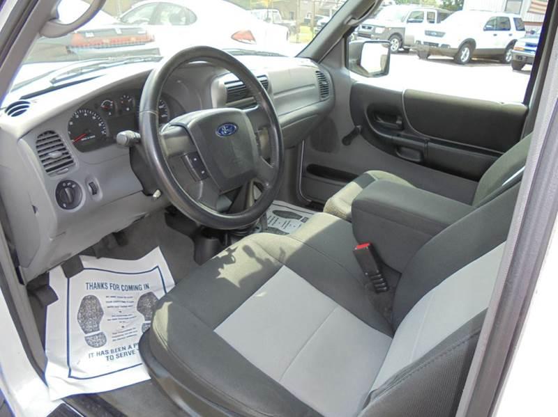2008 Ford Ranger 4x4 XLT 2dr SuperCab SB - Uniontown PA