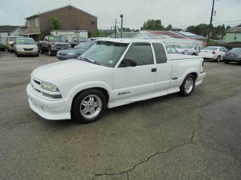 1999 Chevrolet S-10 2dr LS Xtreme Extended Cab Stepside SB - Uniontown PA