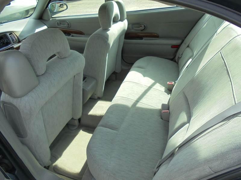 2002 Buick LeSabre Custom 4dr Sedan - Uniontown PA