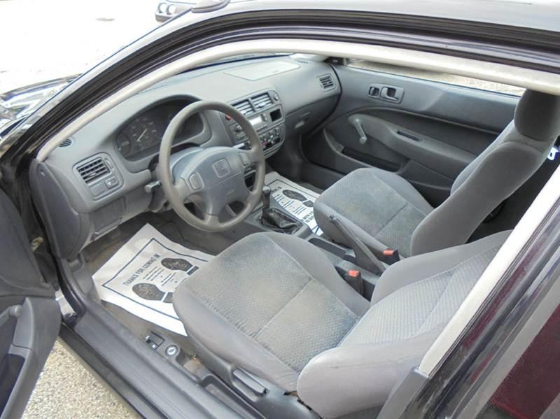 1998 Honda Civic DX 2dr Coupe - Uniontown PA