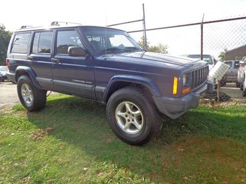 2000 Jeep Cherokee for sale in Uniontown, PA
