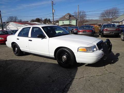 2009 Ford Crown Victoria for sale in Uniontown, PA