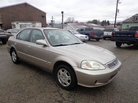 2000 Honda Civic for sale in Uniontown, PA