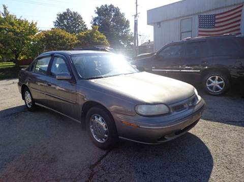 1999 Oldsmobile Cutlass for sale in Uniontown, PA
