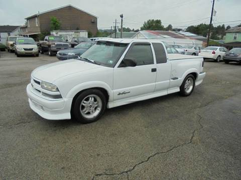 1999 Chevrolet S-10 for sale in Uniontown, PA