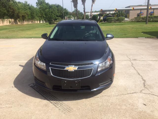 2014 Chevrolet Cruze 1LT Auto 4dr Sedan w/1SD - Kemah TX