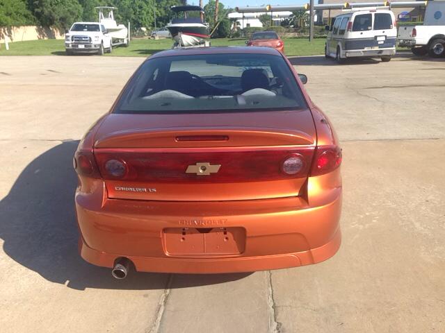 2004 Chevrolet Cavalier LS Sport 2dr Coupe - Kemah TX