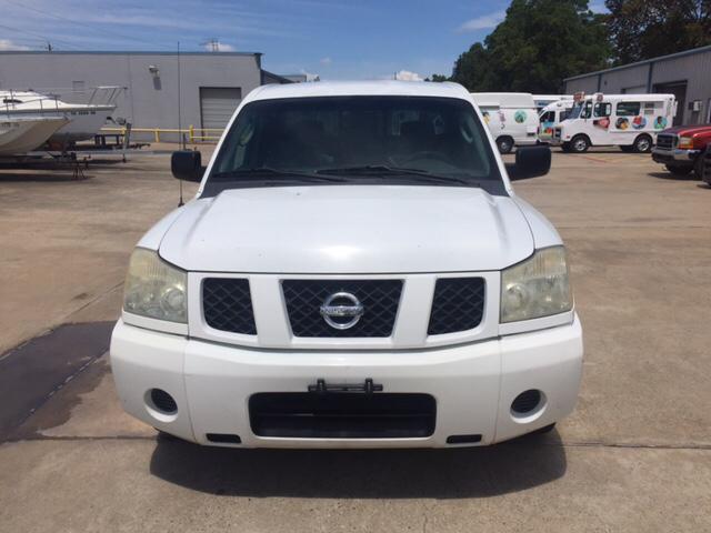 2004 Nissan Titan 4dr King Cab XE Rwd SB - Kemah TX