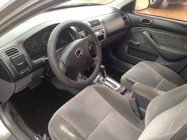 2005 Honda Civic Value Package 4dr Sedan - Kemah TX