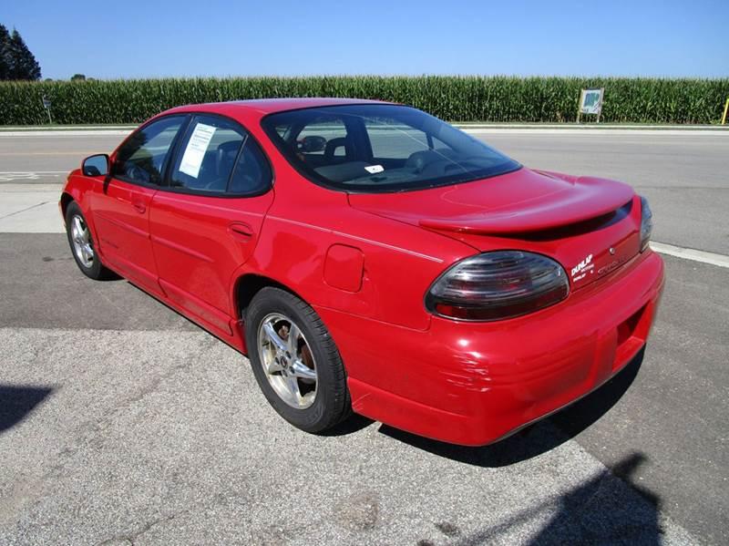 2003 Pontiac Grand Prix GT 4dr Sedan - Dunlap IL