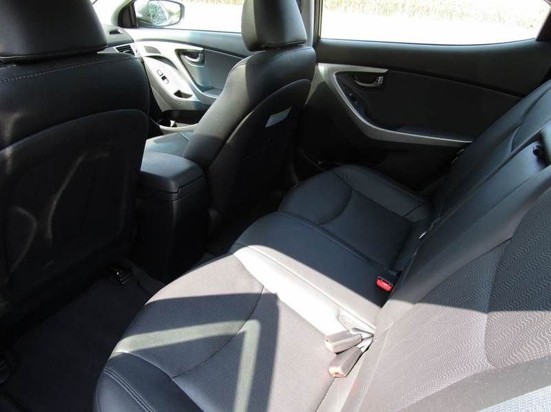 2013 Hyundai Elantra Limited 4dr Sedan - Dunlap IL