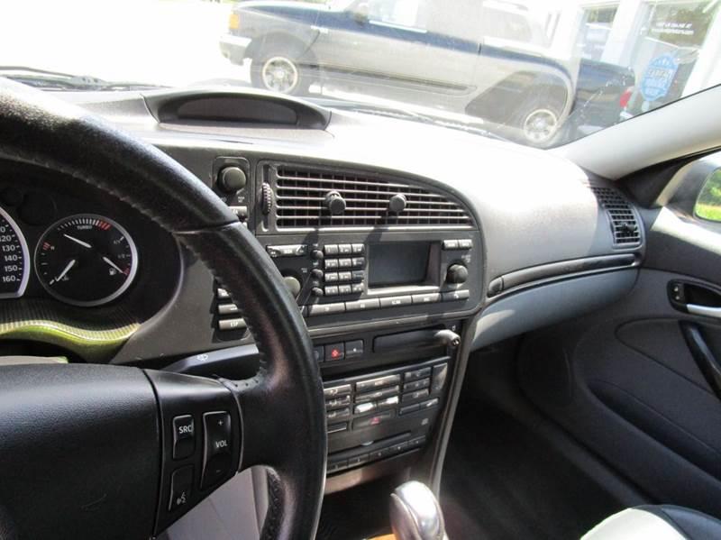 2004 Saab 9-3 Arc 4dr Turbo Sedan - Dunlap IL