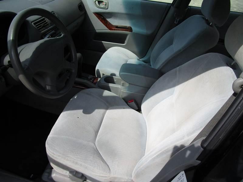 2001 Mitsubishi Galant ES 4dr Sedan - Dunlap IL