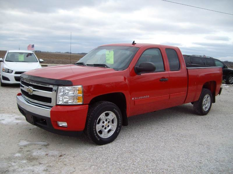 2008 chevrolet silverado 1500 2wd lt1 4dr extended cab 5 8 ft sb in dunlap il dunlap motors. Black Bedroom Furniture Sets. Home Design Ideas