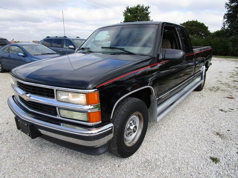 1997 Chevrolet C/K 2500 Series 2dr C2500 Cheyenne Extended Cab LB HD - Dunlap IL