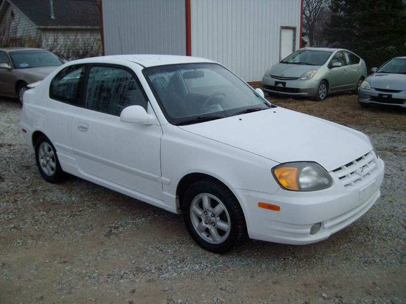 2004 hyundai accent gt 2dr hatchback in dunlap il dunlap. Black Bedroom Furniture Sets. Home Design Ideas
