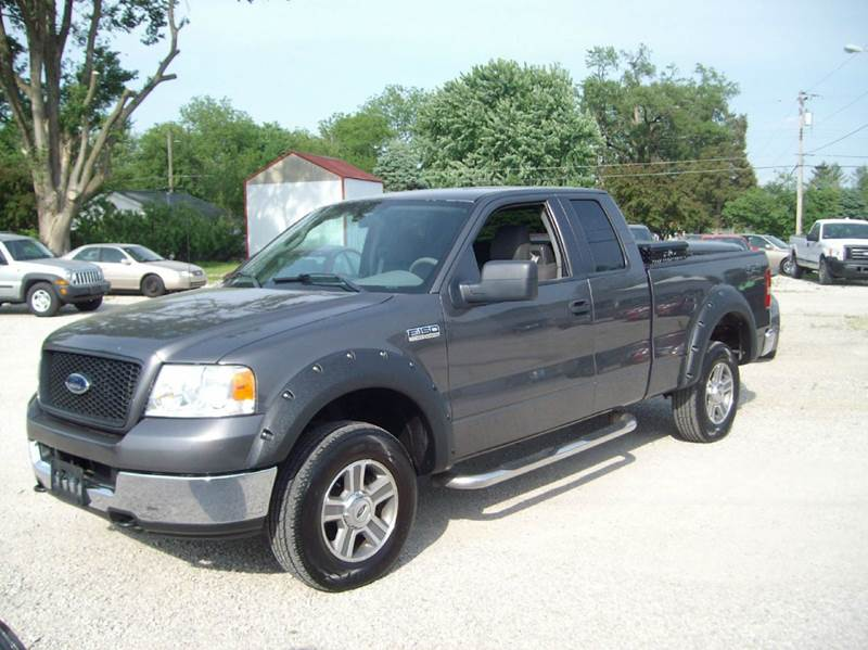 2005 ford f 150 xlt 4dr supercab 4wd styleside 6 5 ft sb. Black Bedroom Furniture Sets. Home Design Ideas
