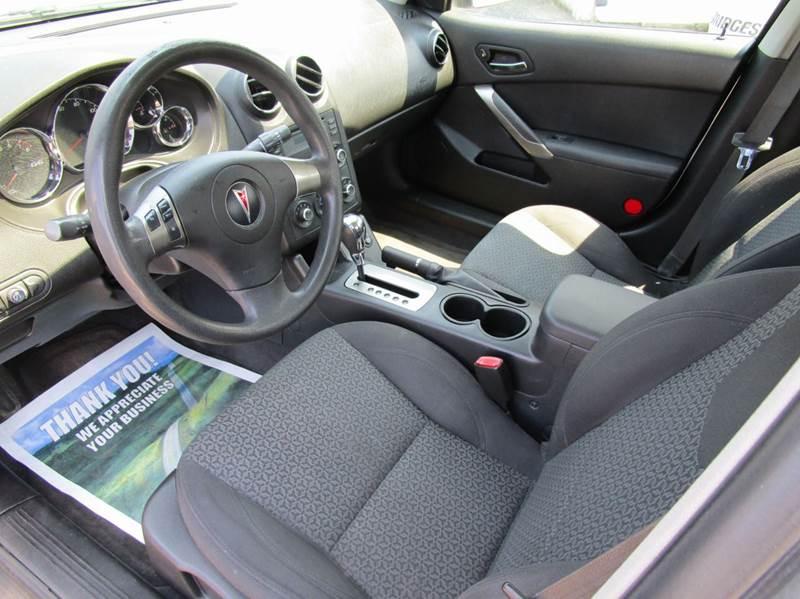 2007 Pontiac G6 4dr Sedan - Dunlap IL