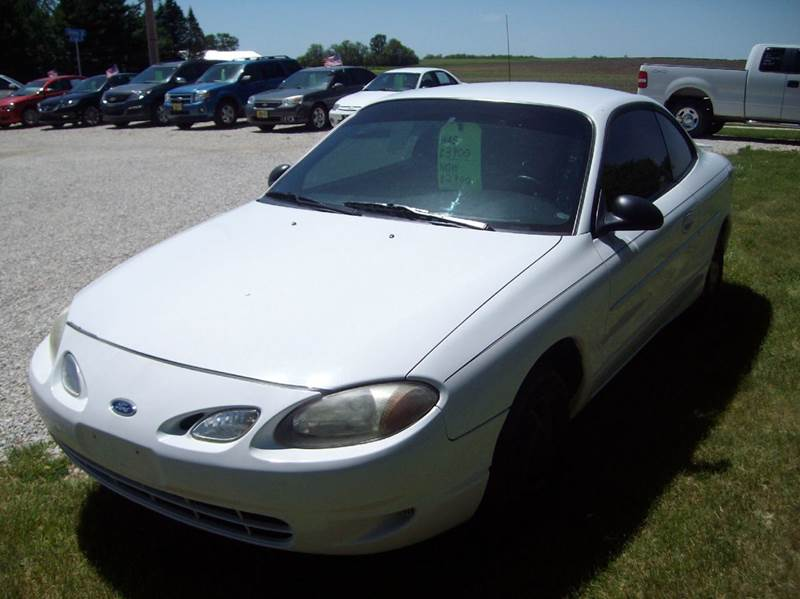 2001 Ford Escort ZX2 2dr Coupe - Dunlap IL