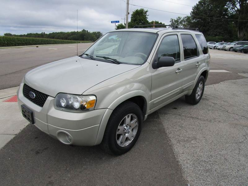 2005 Ford Escape Limited AWD 4dr SUV - Dunlap IL
