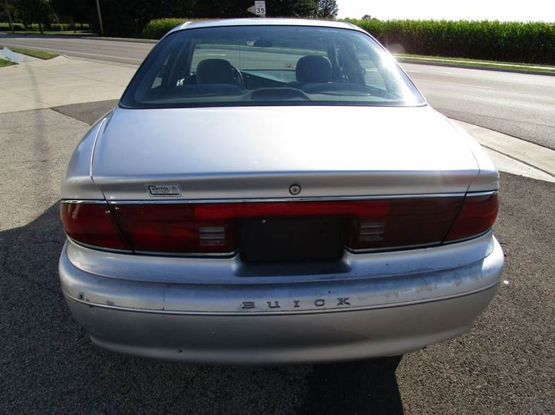 2002 Buick Century Custom 4dr Sedan - Dunlap IL