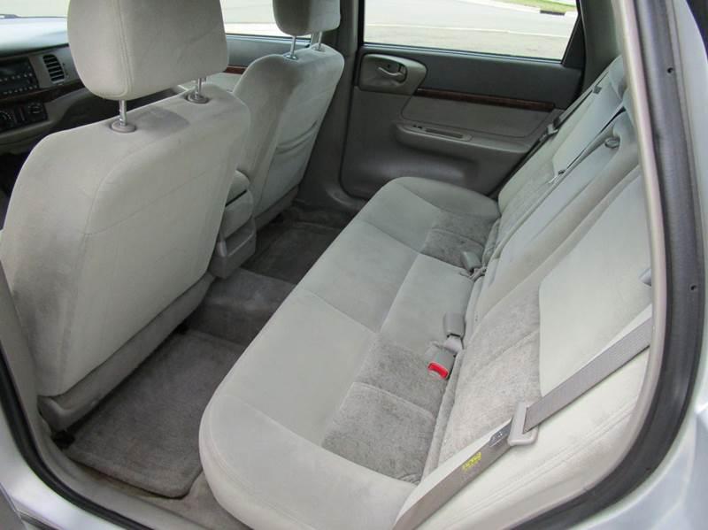 2004 Chevrolet Impala 4dr Sedan - Dunlap IL
