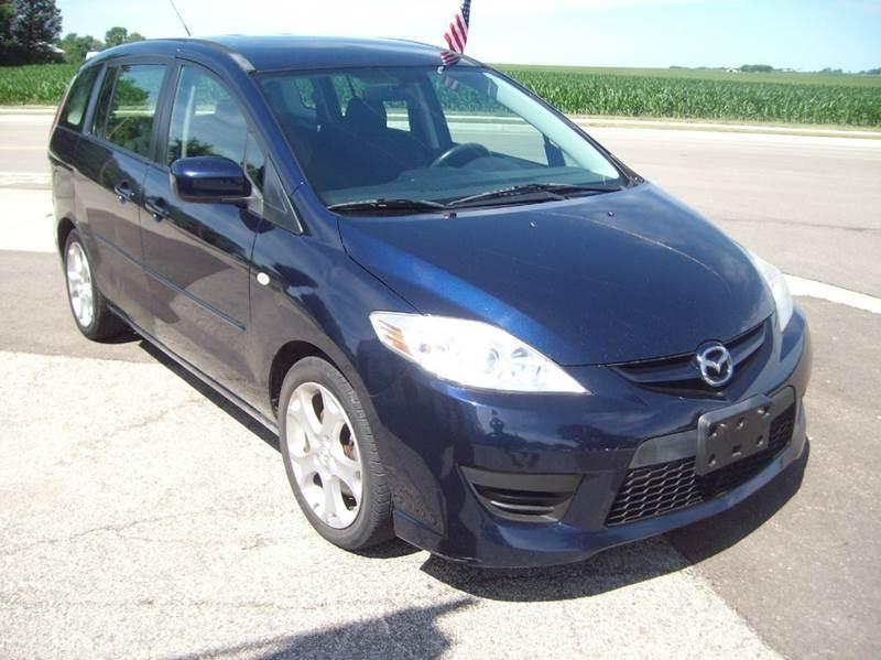 2008 Mazda MAZDA5 Sport 4dr Mini-Van (2.3L I4 5A) - Dunlap IL