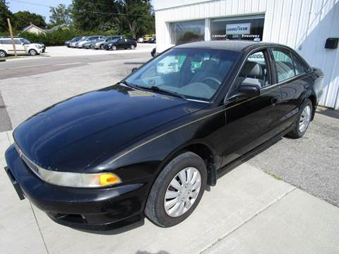 2001 Mitsubishi Galant for sale in Dunlap, IL