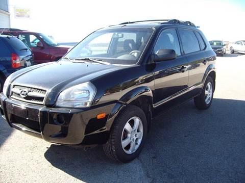 2005 Hyundai Tucson for sale in Dunlap, IL