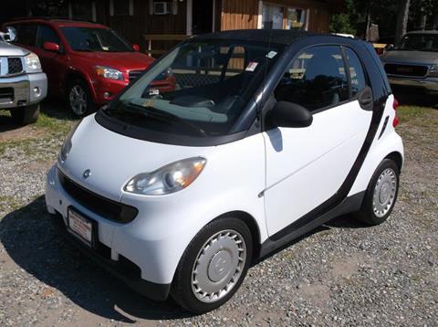 2009 Smart fortwo for sale in Fredericksburg, VA